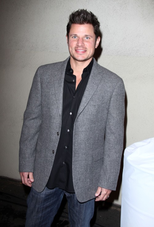 Nick Lachey at Friends N Family Pre-Grammy Party in LA