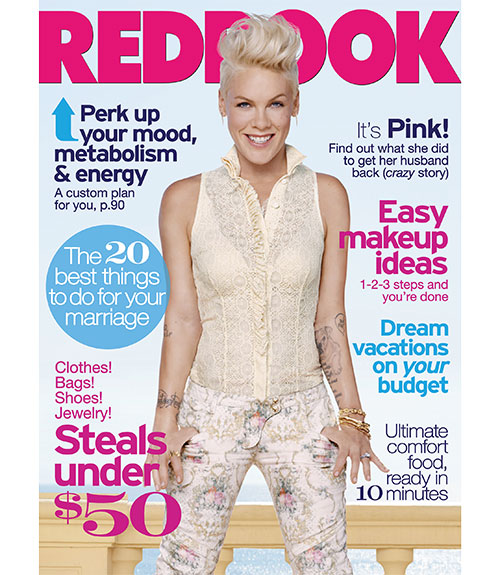 Pink Covers RedBook