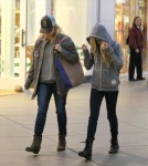 Lookalikes Reese Witherspoon and Daughter Ava Hit the Mall