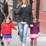Sarah Jessica Parker's Twins Are Bookworms