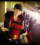Shakira Takes Milan To Football Game