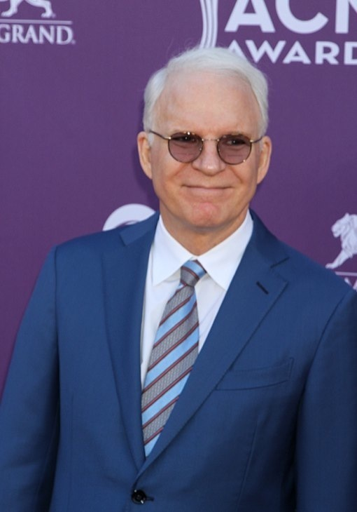 Steve Martin Is a Dad!