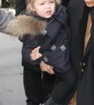 Victoria Beckham Takes Harper Shopping