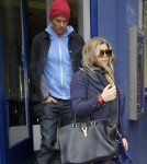Fergie & Josh Duhamel Out And About In London
