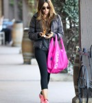 Semi-Exclusive... Sofia Vergara Hits The Gym