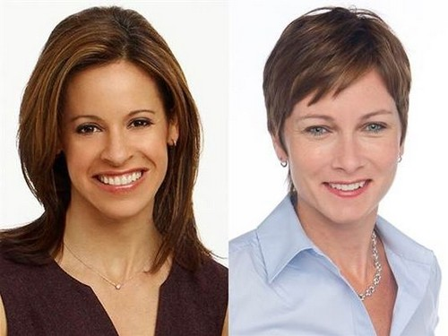 Jenna Wolfe and Stephanie Gosk Expecting A Baby Girl