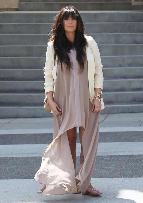 Kim Kardashian Obsessing Over Pregnancy Weight, Wants Tummy Tuck