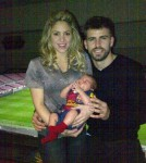Shakira-son-milan-soccer
