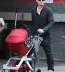 Brian Austin Green Out For A Stroll In NYC