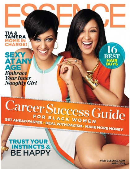 Tamera & Tia Mowry Open Up About Motherhood
