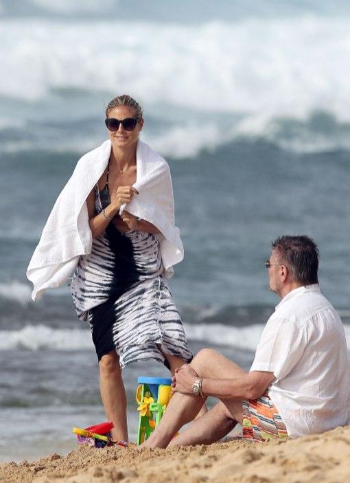 20f624030a Heidi Klum Soaks Up The Hawaiian Sun With Her Kids | Celeb Baby Laundry