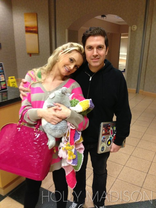 Holly Madison Defends Naming Her Baby Girl Rainbow Aurora