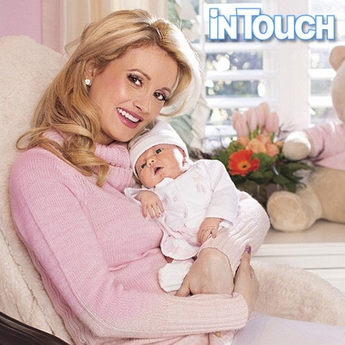 Holly Madison's Daughter Rainbow – First Photo Revealed HERE!