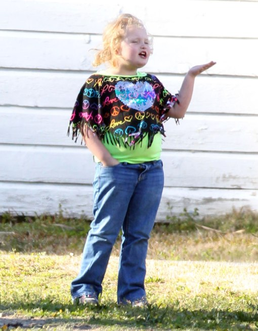 Honey Boo Boo Starts Filming New Season