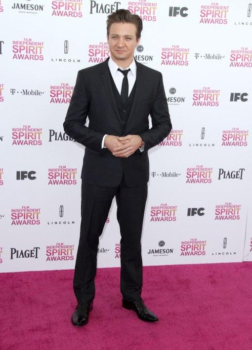 Jeremy Renner Welcomes Ava Berlin