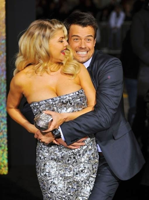 Josh Duhamel: I've Had Full Conversations With Our Baby Already!