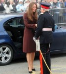 Kate Middleton Makes An Official Visit To Grimsby