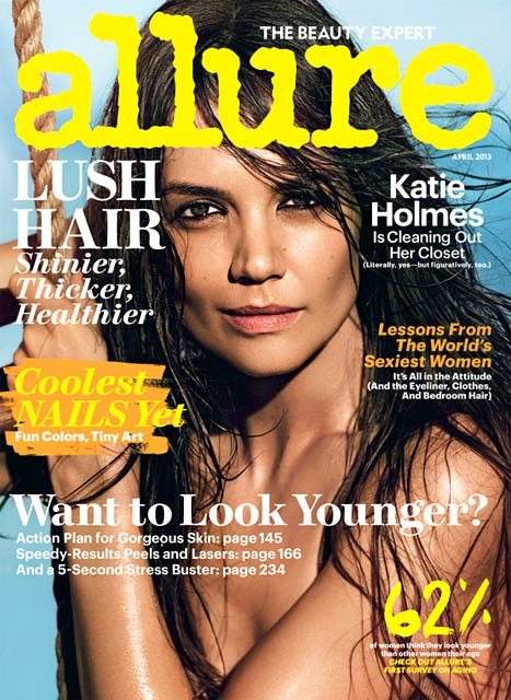 Katie Holmes: I'm Open to Having More Children