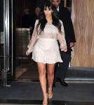 "Kim Kardashian Says ""Good Morning America"""