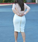 Pregnant Kim Kardashian Is Ready To Film Her TV Show