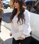The Kardashian Sisters Visit A Baby Boutique