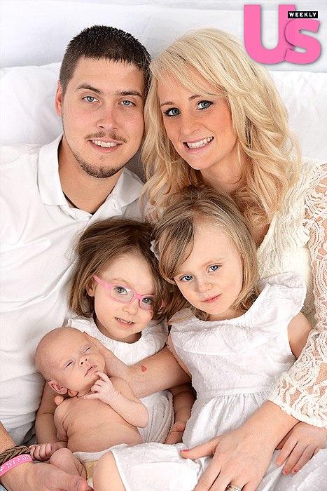 Meet Leah Calvert's Newborn Daughter Adalynn Faith