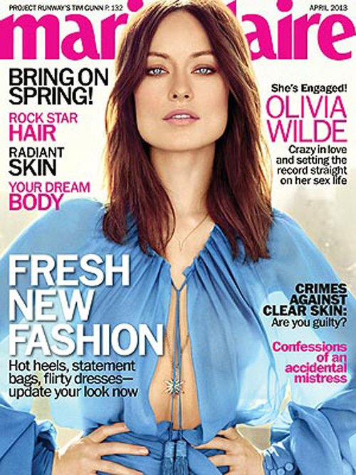 Olivia Wilde: I Can't Wait To Have Children With Jason Sudeikis