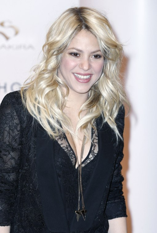 Shakira Launches Her New Fragrance At Sephora Celeb Baby Laundry