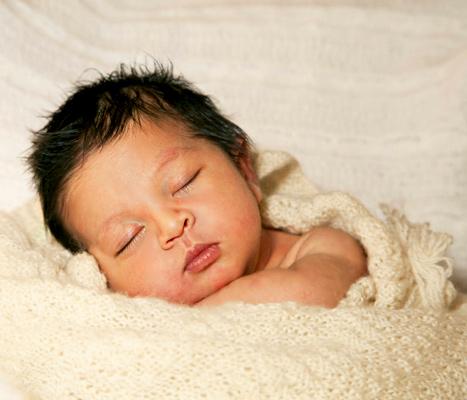 Veronica De La Cruz Welcomes Baby Boy Hartley Eric