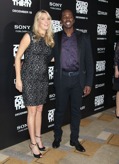 Harold Perrineau & Wife Brittany Welcome Baby No. 3