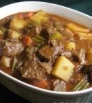 Beef Stew Using V8