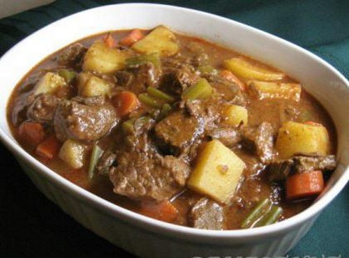 Easy recipes beef stew