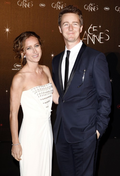 Edward Norton and Shauna Robertson Welcome Their First Child Together