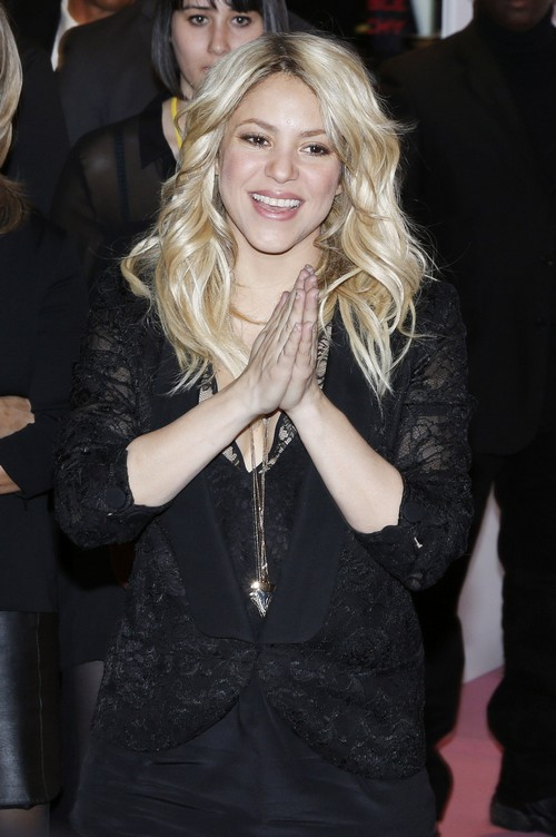 Shakira Is Finding Motherhood Difficult