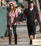 Exclusive... Exclusive...Vanessa Minillo and Nick Lachey Seem Very Much In Love!