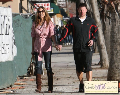 Nick Lachey WILL NOT be Rasing His Children In LA