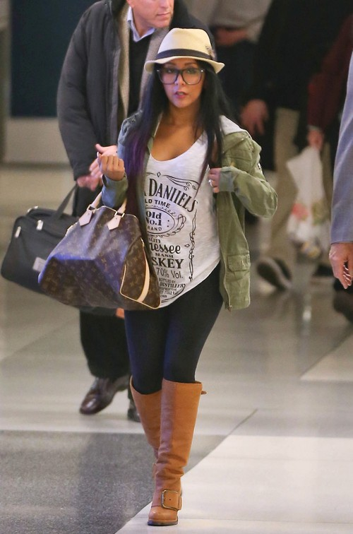 Snooki Wants Another Baby but Thinks Pregnancy is Disgusting