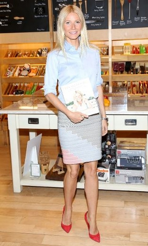 Gwyneth Paltrow Denies Claims She Starves Her Children with Restrictive Diet