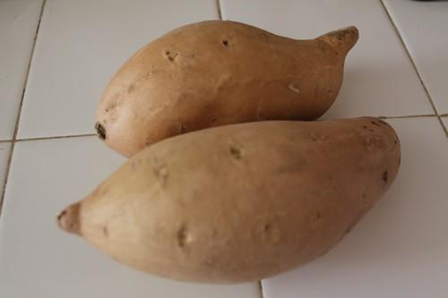 Baby Food: Sweet Potato Adventures