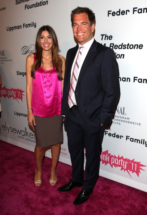 Pink Party '11 Hosted By Jennifer Garner
