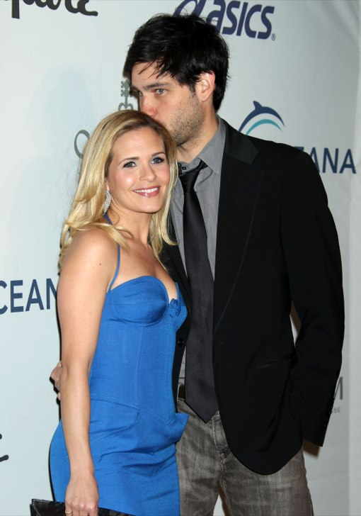 Sally Pressman & David Rogers Welcome Baby No. 1