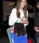 Alessandra Ambrosio Celebrates Her Birthday At STK Restaurant