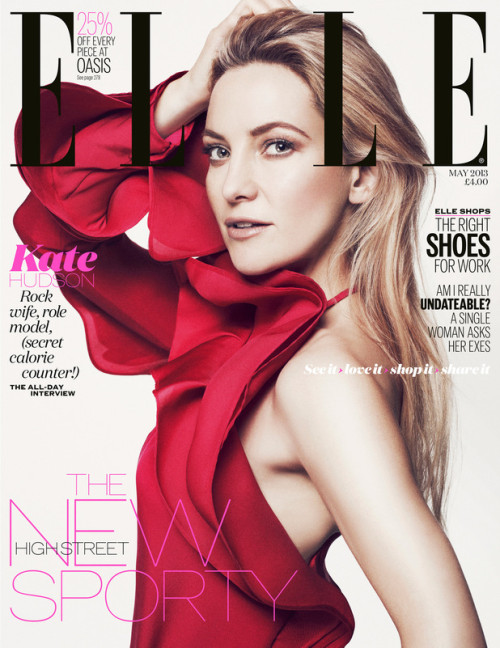 "Kate Hudson: ""I'm a Lot Less a Rock Chick and a Lot More About Being a Good Mother."""