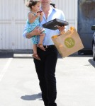 Billy Zane Grabs Lunch At M Cafe