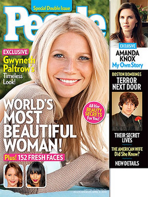 Gwyneth Paltrow: My Kids See Me As a Normal Mom