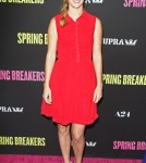 Heather Morris at Spring Breakers Premieres in LA
