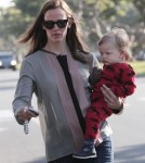 Jennifer Garner Out And About With Samuel