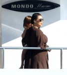 The Kardashians Vacation In Greece