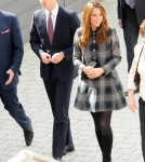 Prince William & Kate Middleton Visit Emirates Arena