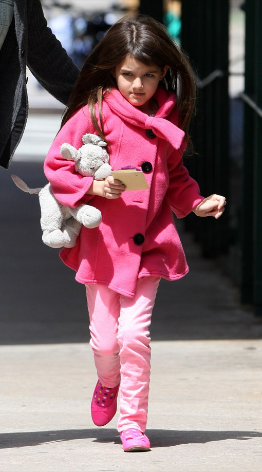 Is Suri Cruise Starting Her Own Fashion Label?
